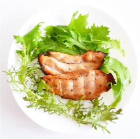 スキレットで鶏ささみ燻製 スモークチキン