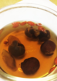 愛斯♡冬季暖暖桂圓紅棗茶