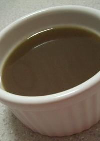 花粉症の見方☆甜茶の寒天ゼリー♪