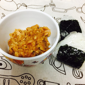 ごはんが進む☆ツナ味噌☆沖縄料理☆