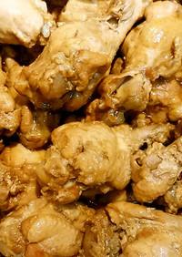 保存食!箸でほぐれる柔らかさ 鶏の酢煮