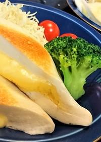 【チーズはんぺん・にんにくバター醤油】♪