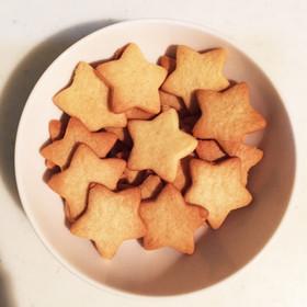 HMで作る簡単クッキー トースターOK!