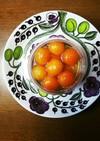 おせちに彩り●金柑の甘露煮