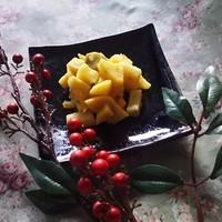 栗きんとんより美味しい?薩摩芋の柚子煮