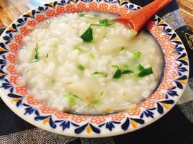 炊飯器で簡単♡七草粥*体に優しい中華粥*