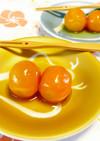 上品な深み☆金柑の甘露煮、お節料理に