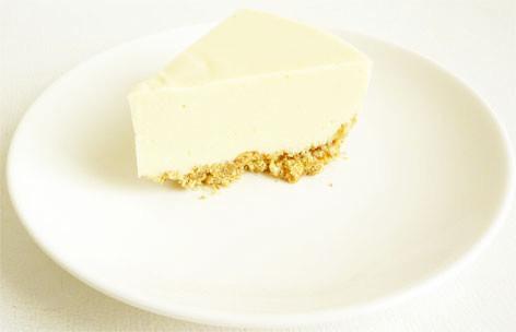 ベジタリアン レア豆乳チーズケーキ