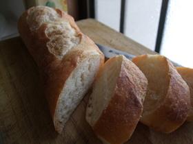 フランスパンへの道