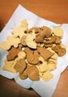 HMでお子さまと一緒に簡単型抜きクッキー