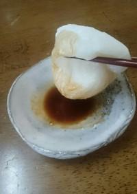 材料2つ*砂糖醤油もち*