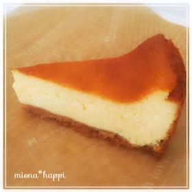 *簡単*なめらか♡ベイクドチーズケーキ