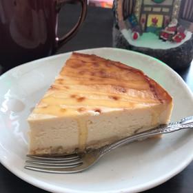 ゴルゴンゾーラチーズケーキ♡