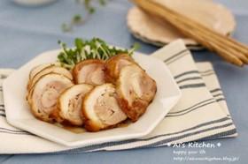 オーブンで作る*鶏チャーシュー*