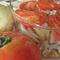 トマトと新玉ねぎの冷サラダ