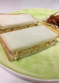 伊達巻クリームチーズサンド