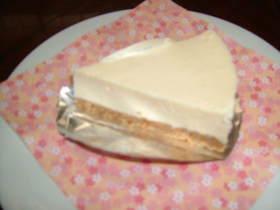 カロリー控えめ☆ベイクドチーズケーキ
