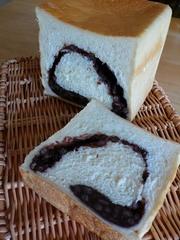 あんこたっぷり!あん食 パン HB使用の写真