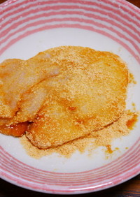 簡単あべ川餅