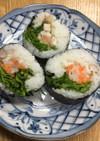 おせちリメイク・巻き寿司