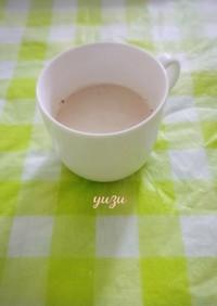 寒い日に癒される♪きな粉のホットミルク