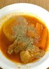 スペアリブと大根のトマト煮込