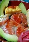 特選サムライ海鮮丼❤