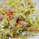 ☆すぐ出来る☆白菜 ツナのえごま油サラダ