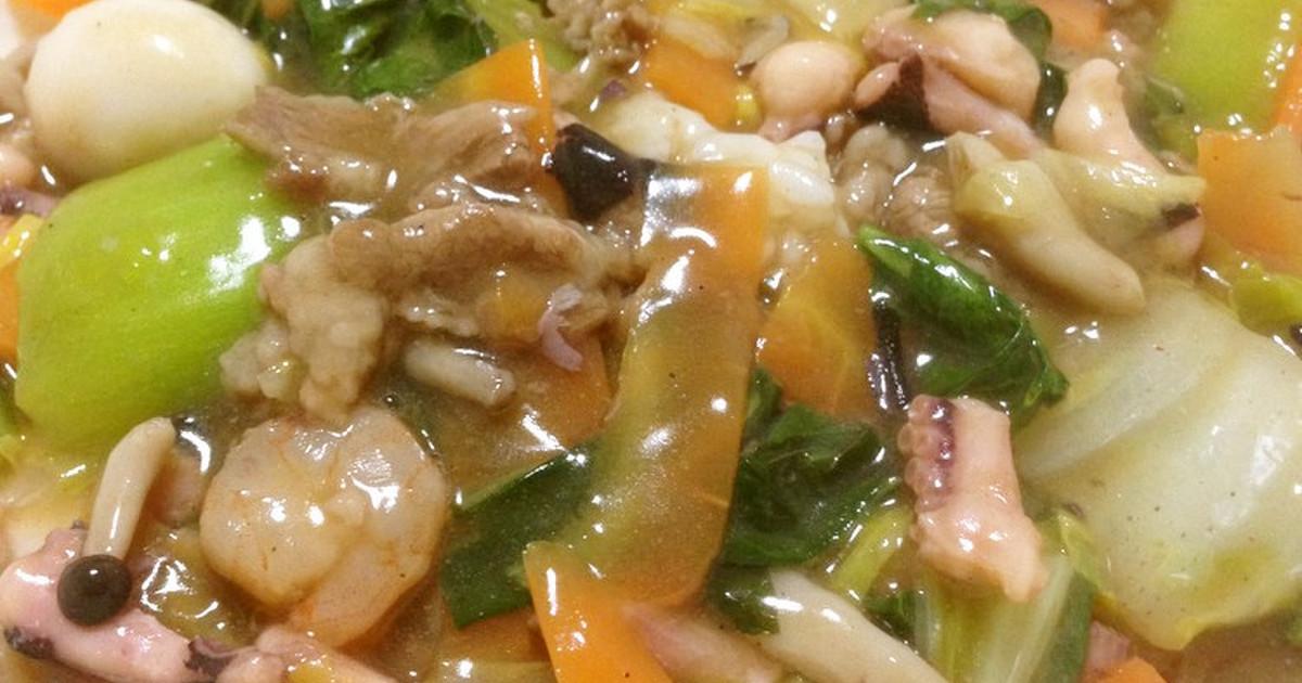 レシピ 中華 丼 人気 野菜あんかけ丼のレシピ/作り方:白ごはん.com