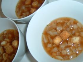 簡単!!大根とキャベツのコンソメスープ