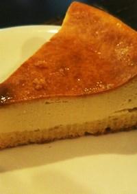 満足☆ベイクドチーズケーキ