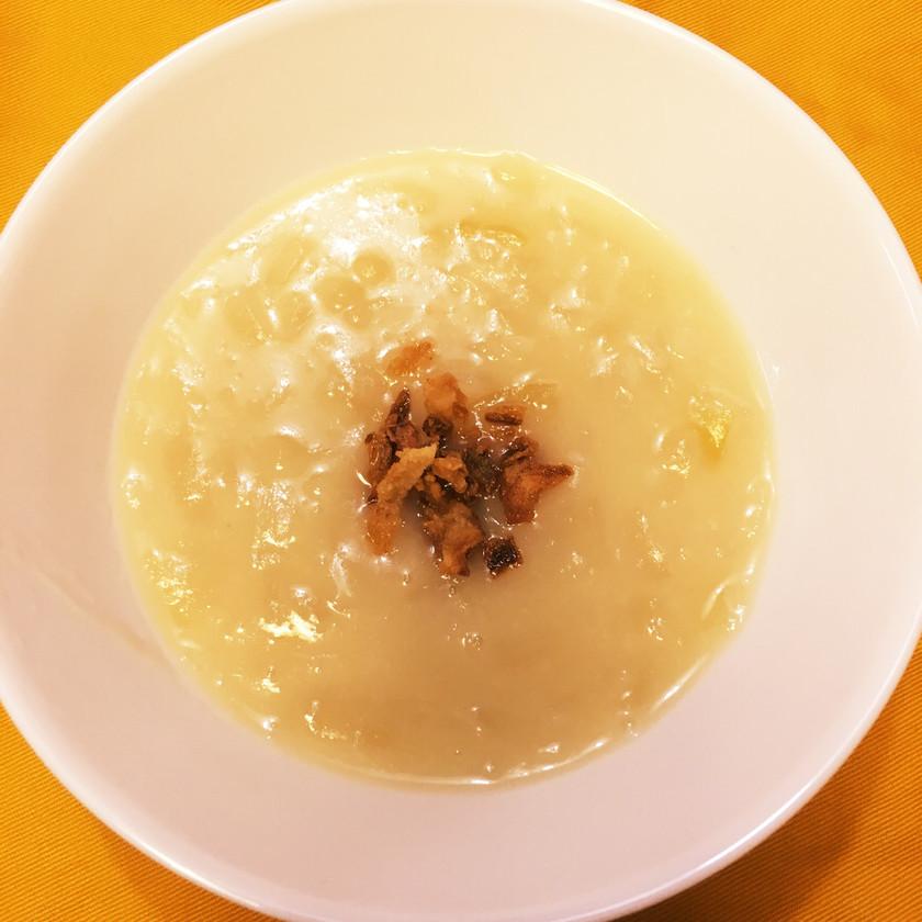 超簡単ダイエット  オニオンスープ粥