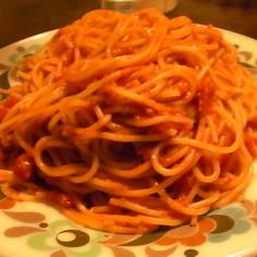 アンチョビスパゲティ