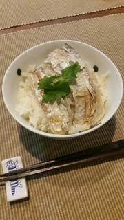 簡単絶品★太刀魚の炊き込みご飯の写真
