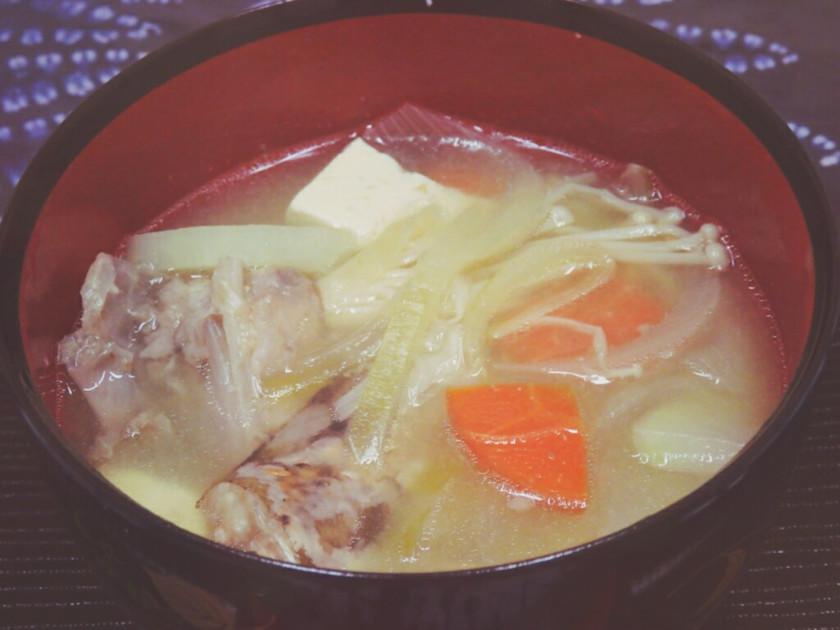 北海道の郷土料理 ナベコワシ(かじか鍋)