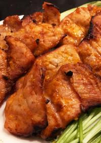 ベトナム料理★豚肉とレモングラスのグリル