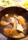 栄養満点◎野菜たっぷり!絶品けんちん汁