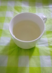 ビタミン補給♪即席ホット(蜂蜜)レモン酢