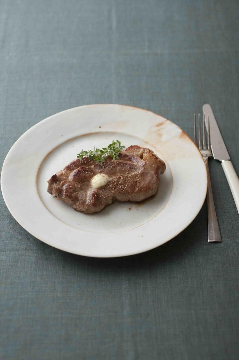 柔らか♪カナダ産豚肉のマリネソテー
