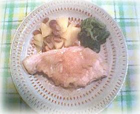 豚ロースの玉ねぎ煮込み
