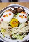 白菜たっぷり節約‼生姜みぞれ鍋♡