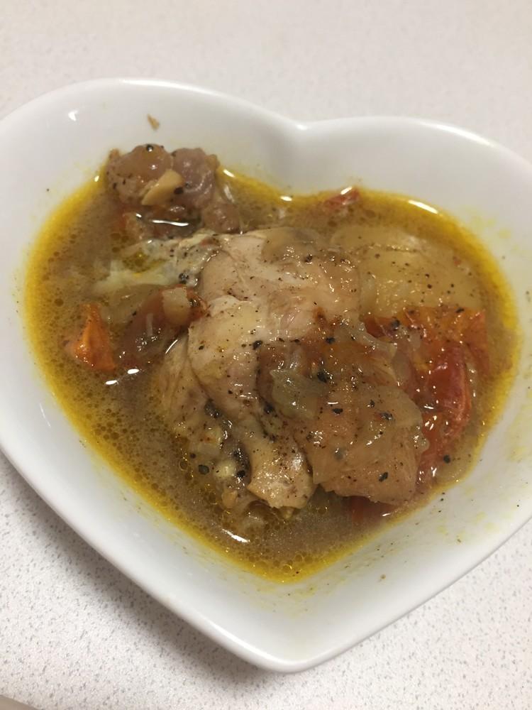 スリランカ チキン カレー 圧力鍋で簡単