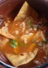 トルティアスープ、MEX版オニオンスープ