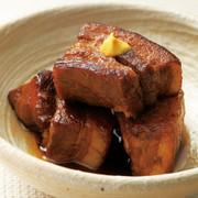 豚の角煮の写真