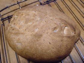 バジルのパン・・・天然酵母