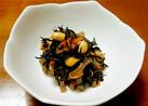 簡単!大豆とひじきの煮物