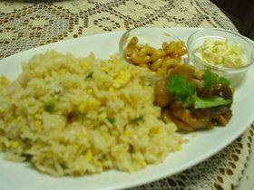 ジャスミン米の香り炒飯