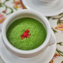 小松菜スープ