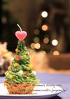 愛犬ごはん*2013年のクリスマスケーキ