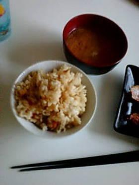 ツナ缶で簡単炊き込みご飯^^♪